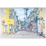 9月 金毘羅通りの風景